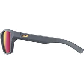 Julbo Reach Spectron 3CF Okulary przeciwsłoneczne 6-10 lat Dzieci, matt grey/multilaye rosa